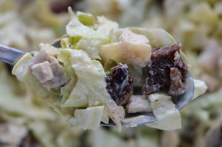 Julia salad : Photo of step #26