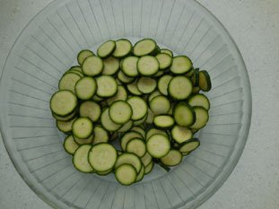Green Piedmont Salad : Photo of step #1