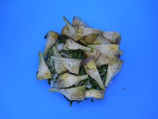 Poivrade Artichoke Salad : Photo of step #5