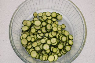 Crunchy spring salad : Photo of step #5