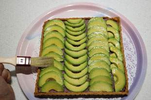 Mexican tart : Photo of step #10
