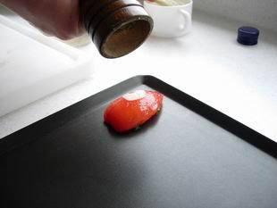 Preserved tomatoes : Photo of step #8