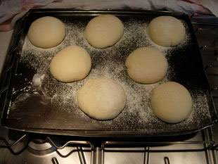 Pitta bread : Photo of step #4
