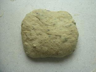 Two-olive ciabatta : Photo of step #8