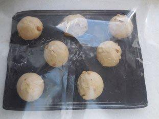 Peanut rolls : Photo of step #8