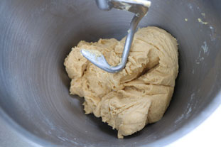 Mustard baps : Photo of step #4