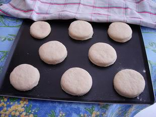 Burger buns : Photo of step #10