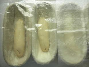 Classic French white bread : Photo of step #12