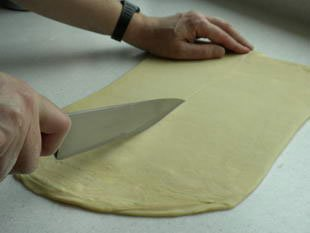 French croissants : Photo of step #11