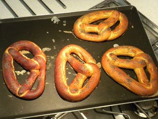 Pretzels : Photo of step #14