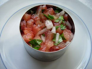 Mexican ceviche : Photo of step #11