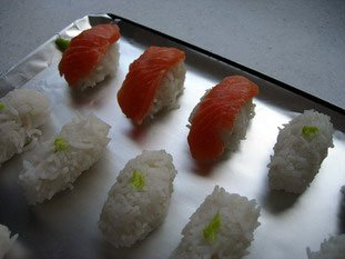 Sushi : Photo of step #12