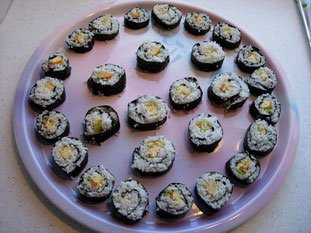 Sushi : Photo of step #16
