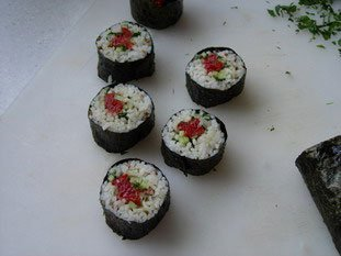 Sushi : Photo of step #27