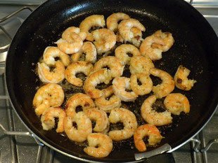 Vietnamese prawns : Photo of step #7