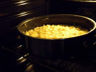 Pan-baked hash brown (Hash-brown casserole) : Photo of step #10