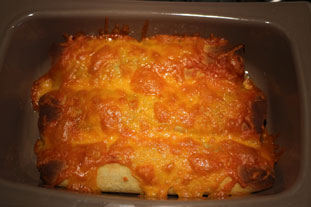 Enchiladas : Photo of step #12