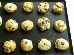 Dublin fruit scones : Photo of step #6