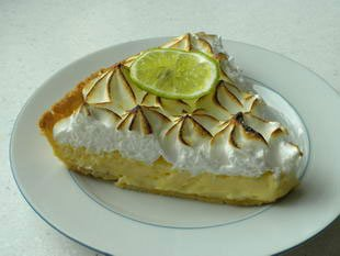 Key Lime Pie for Jeremy