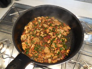 Thai-style Chicken with Cashew Nuts : Photo of step #9