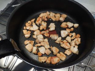 Thai-style Chicken with Cashew Nuts : Photo of step #6