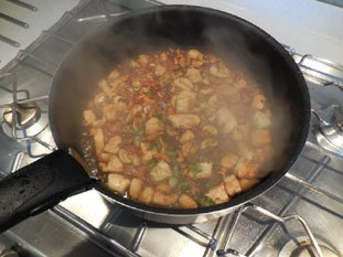 Thai-style Chicken with Cashew Nuts : Photo of step #8