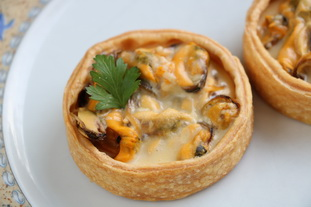 Ch'ti mussel tarts : Photo of step #9