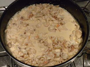 Lobster Thermidor : Photo of step #5
