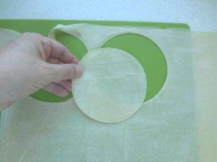 Langoustine sabayon tart : Photo of step #4