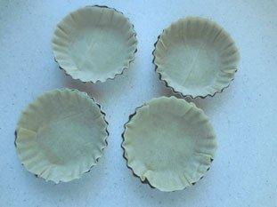 Langoustine sabayon tart : Photo of step #5