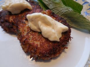 Crab Cakes : Photo of step #9