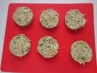 Crab Cakes : Photo of step #6