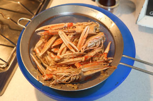 Langoustine gratin : Photo of step #15