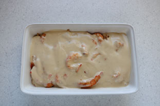 Langoustine gratin : Photo of step #22