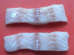 Fish in a sesame crust : Photo of step #1