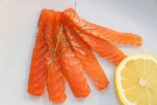 Gravlax : Photo of step #10