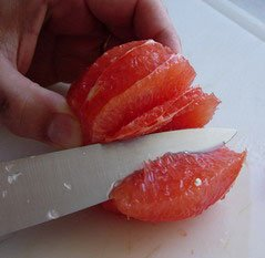 How to peel a fruit : Photo of step #12