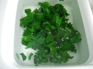How to prepare spinach : Photo of step #12
