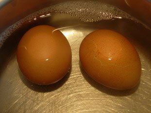 How to cook hard-boiled eggs properly  : Photo of step #7