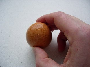 How to cook hard-boiled eggs properly  : Photo of step #10