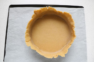 How to make a good pastry tart case  : Photo of step #26