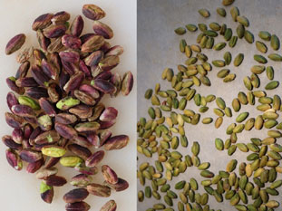 How to peel pistachios : Photo of step #26