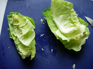 How to prepare cabbage : Photo of step #5