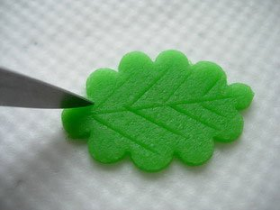 How to make marzipan decorations : Photo of step #9