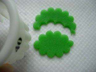 How to make marzipan decorations : Photo of step #8