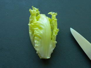 How to prepare a lettuce : Photo of step #5