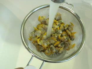 How to prepare cockles : Photo of step #12