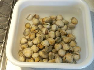 How to prepare cockles : Photo of step #3