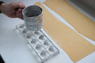 How to make ravioli : Photo of step #5