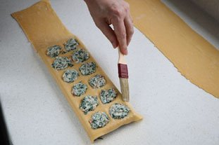 How to make ravioli : Photo of step #8